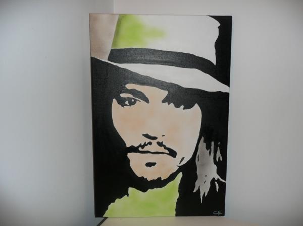 Johnny Depp by caloma